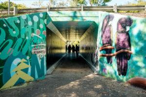 Eumundi Street Art Trail