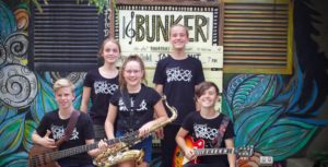 Eumundi School of Rock to launch new Teenage super band with the help from Imperial Hotel Eumundi